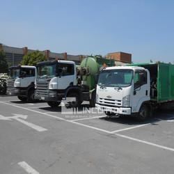 Camión Limpia Fosas Talca Lincoyan