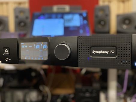 Apogee Symphony Mk2 導入レビュー