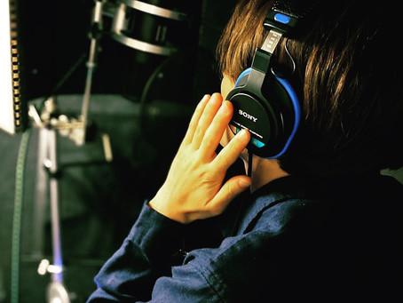 JINGU 様のボーカル録音、ミックス、マスタリングを行いました。