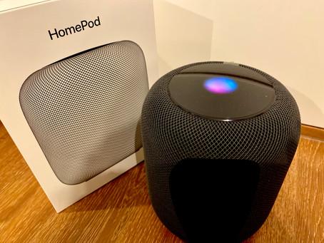 Apple『HomePod』を買って使用してみました