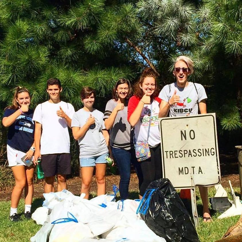 Hemingway' Beach Cleanup
