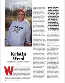 Meet Kristin Weed