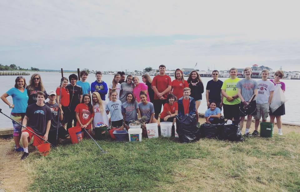 Coastal Cleanup largest ever