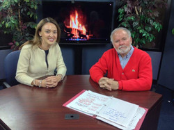 Kristin Weed and Fred McNeil - QACTV