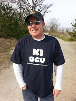 New KIBCU T-shirt
