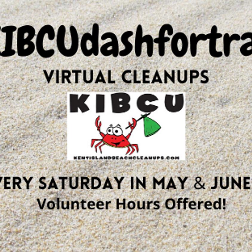 KIBCU Dash for Trash Virtual Cleanup - June 20th, 2020
