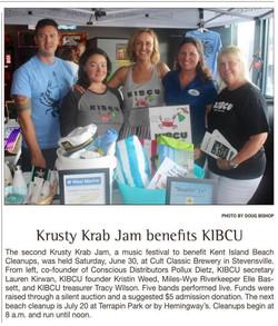 2019 Krusty Crab Jam