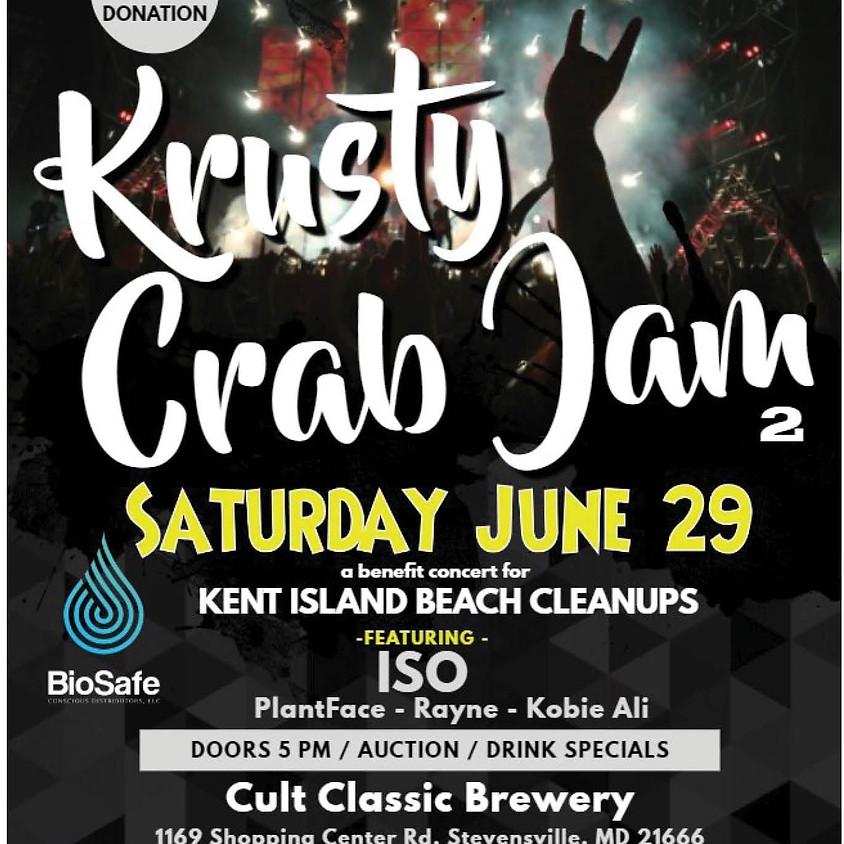 2nd Annual Krusty Crab Jam