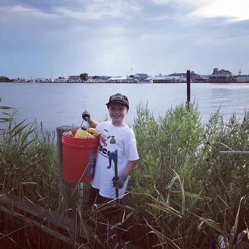 Terrapin & Hemingway's Beach Cleanup