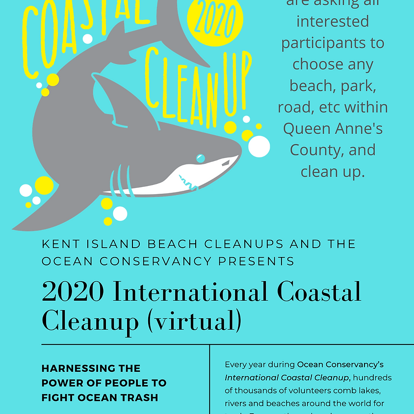 International Coastal Cleanup 2020