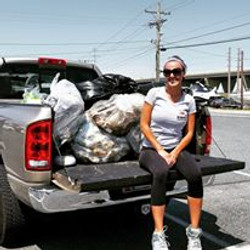 Earth Day 2015 Total Trash Collected