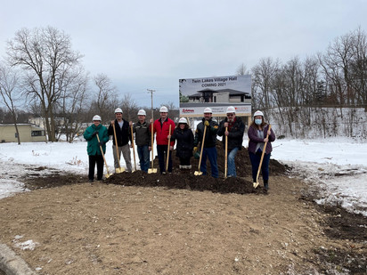 Twin Lakes Village Breaks Ground for New Facility