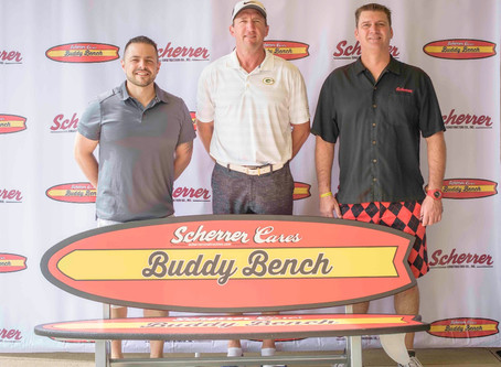 Annual Scherrer Cares Golf Outing Raises Over $120,000!