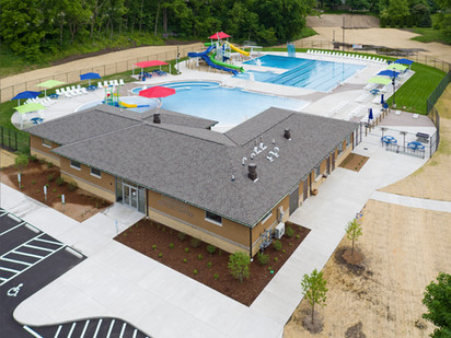 Scherrer Completes Two Community Aquatic Centers just in time for Summer!