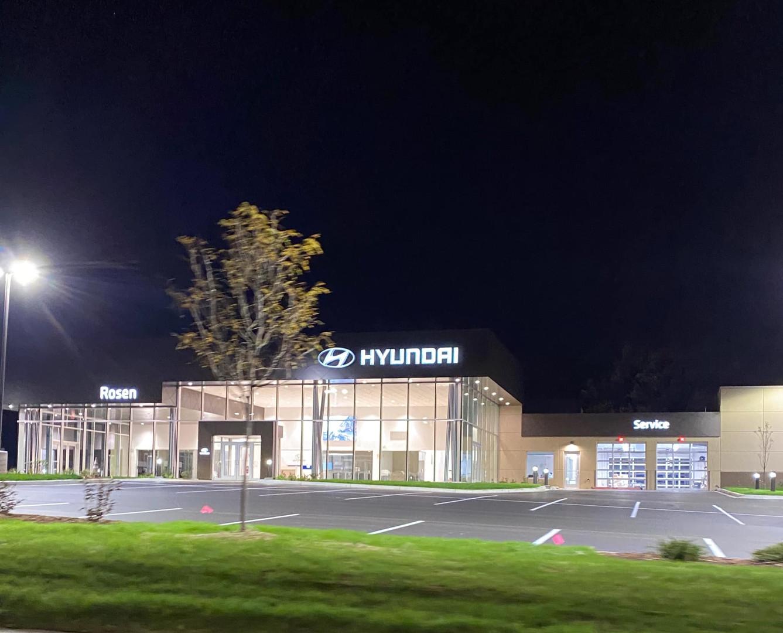 Rosen Hyundai Dealership