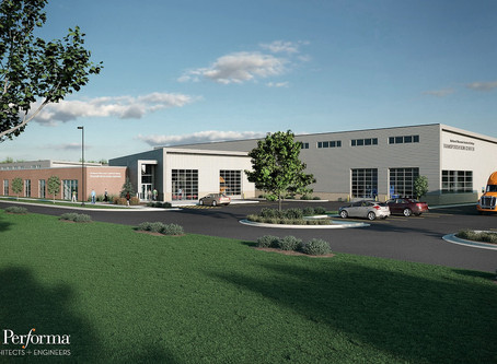 Groundbreaking Held for NWTC Transportation Center