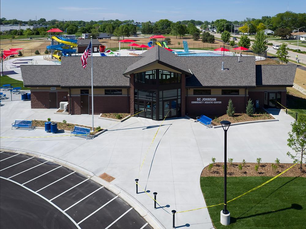 SC Johnson Community Aquatic Center