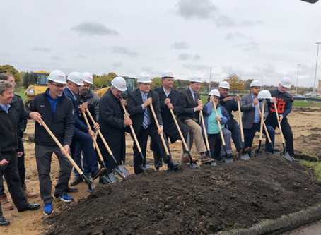 SC Johnson Community Sports Complex Breaks Ground at Pritchard Park