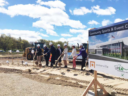 Construction Kicks Off for Marinette Sports Complex