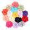 Thumbnail: Pink and Yellow Chiffon Flower Crown/Headband