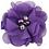 Thumbnail: Chiffon Flower Hair Clips, Toddler Hair Clips