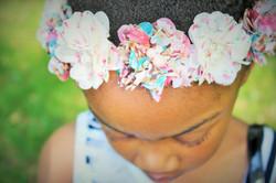 Floral Flower Crown