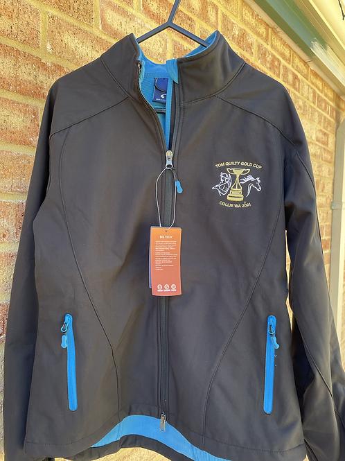 Mens Softshell Jacket with TQ2021 Logo
