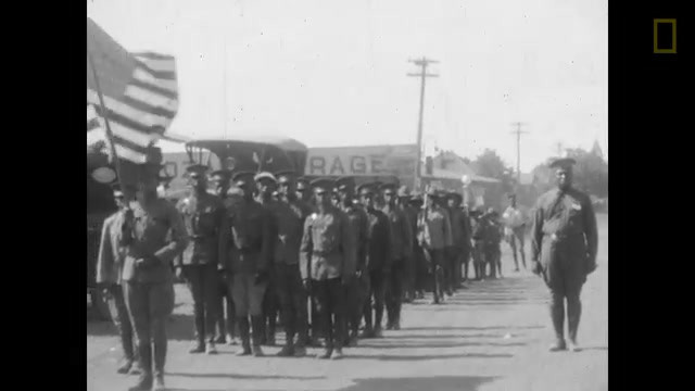1920s Footage All-Black Towns