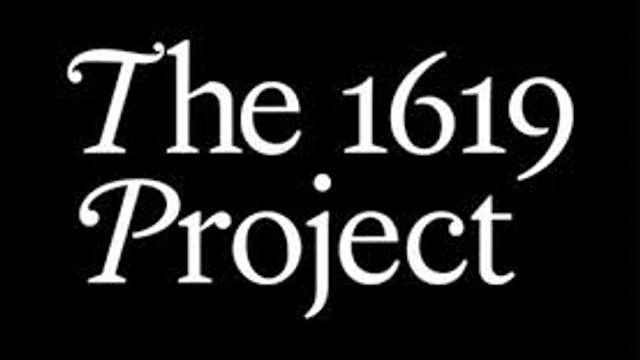 The 1619 Project & the Legacy of Slavery
