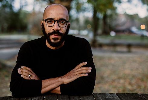 Clint Smith Author Photo (Credit Carlett