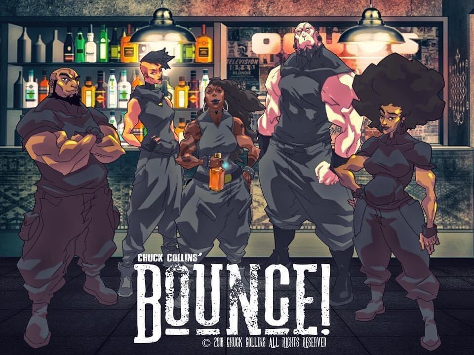 Bounce promo
