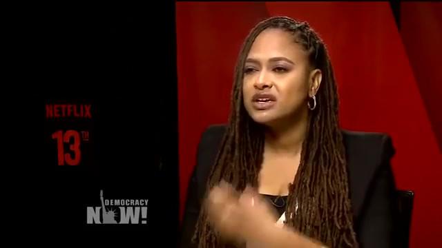 From Slavery to Mass Incarceration, Ava DuVernay