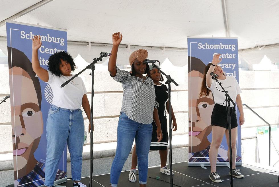 Schomburg Lit Fest