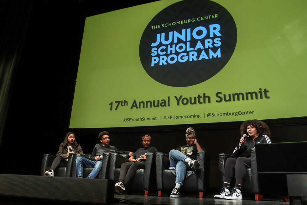 17th Annual Junior Scholars Youth Summit
