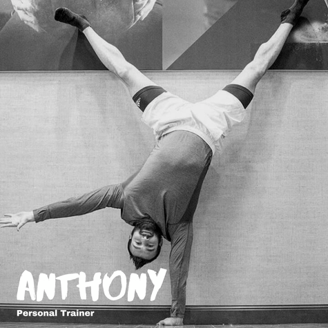 We asked Anthony...  Q: No shower for a week or no workout for a week? A: No workout. I can't smell... so I need to know that I'm clean.  Q: Eat the same food for every meal for a month or eat each of your meals blended for a week? A: Same food can be cooked 1000 different ways so easy choice here.  Q: Pizza or pasta? A: All the pizza.  Q: Nike or Adidas? A: Adidas.  Q: Pop or oldies? A: Oldies.  Q: Chicken or beef? A: Where's the beef?  Q: Hills or sprints? A: Hill Sprints.  Q: Burpees or deaflifts? A: Deadlifts (Nobody likes burpees)  Q: Biggest fitness inspriation?  A: Brandon Lilly.  Q: Assault bike sprints or rowing sprints? A: Rowing is where it's at.  Q: Cauliflower or broccoli? A: More beef? Broccoli if i have too...