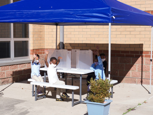 Atrium Outdoor Classroom