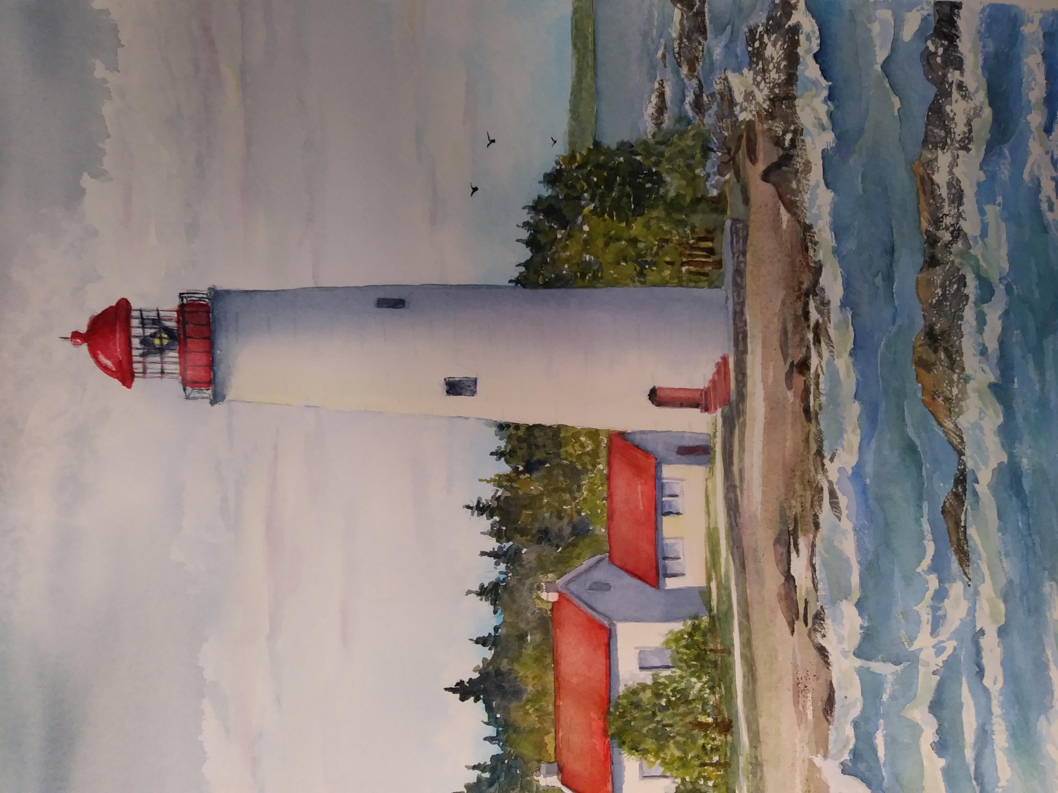 Cove Island Lighthouse-Tobermory