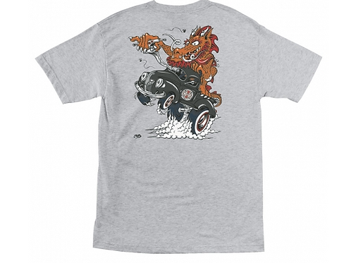 Cab Dragster (Hth Grey) S/S Independent Mens T-Shirt