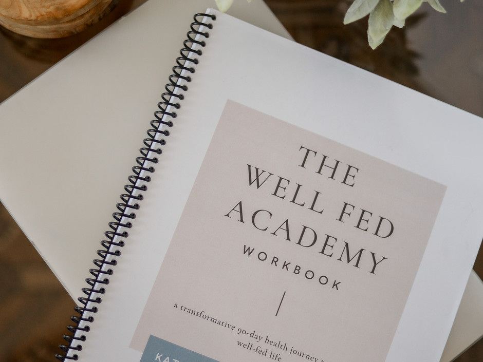 Here's What You Need to Know About The Well Fed Academy