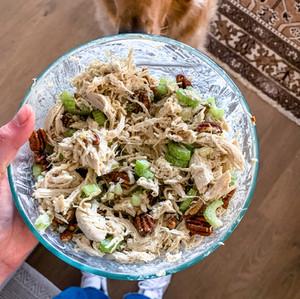 Lunchtime Chicken Salad