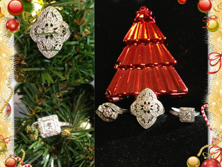 Diamonds Under The Tree!