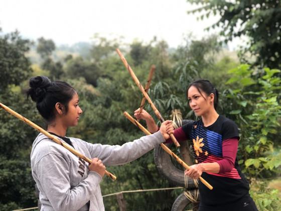 Kali Martial Arts