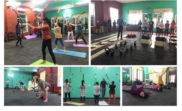 Mace training, Vyayam, Kasrat, Ancient Strength systems - Yogarambha, Yogdham