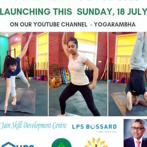Yogarambha Yoga Classes - Youtube