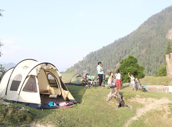 Yogarambha Himalayan Camp