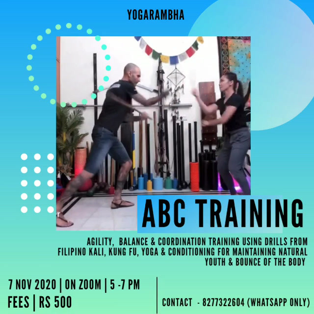 Yogarambha ABC training