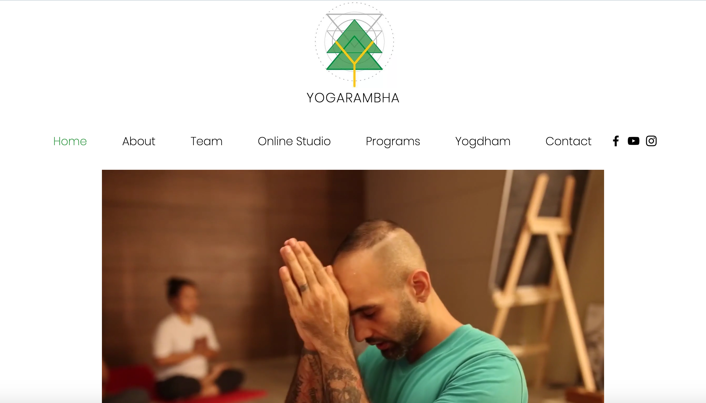 Yogarambha