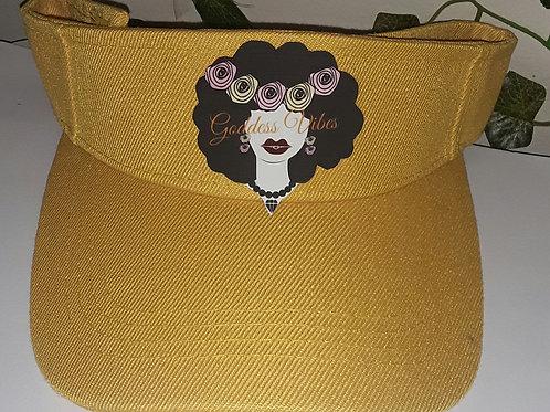 Goddess Vibes sun visor
