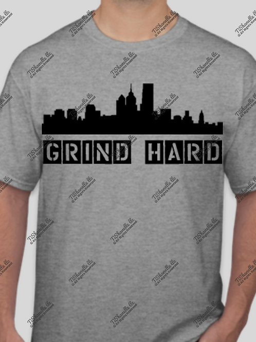 Philly Grind Hard T-shirt