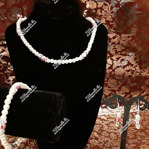 Sherry Pearl set